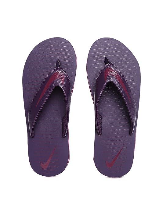 613e568dce3 NIKE Mens Chroma Thong 5   Bordeaux-Purple Flip-Flops   Slippers