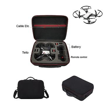 tpulling dajiang DJI Tello Royal dron maletín 1680d material bolso ...