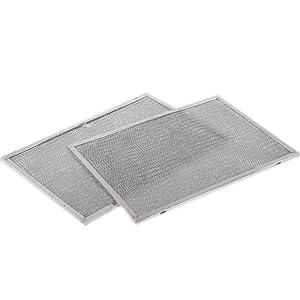 "Broan S99010300 Aluminum Filter Kit for Hood, 36"""