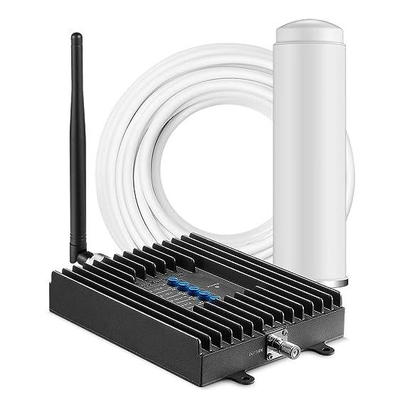 bbc9f0881a2 SureCall fusion4home, teléfono Celular Amplificador de señal Kit 1, Antenas  Omni/de látigo, Solid: Amazon.com.mx: Electrónicos