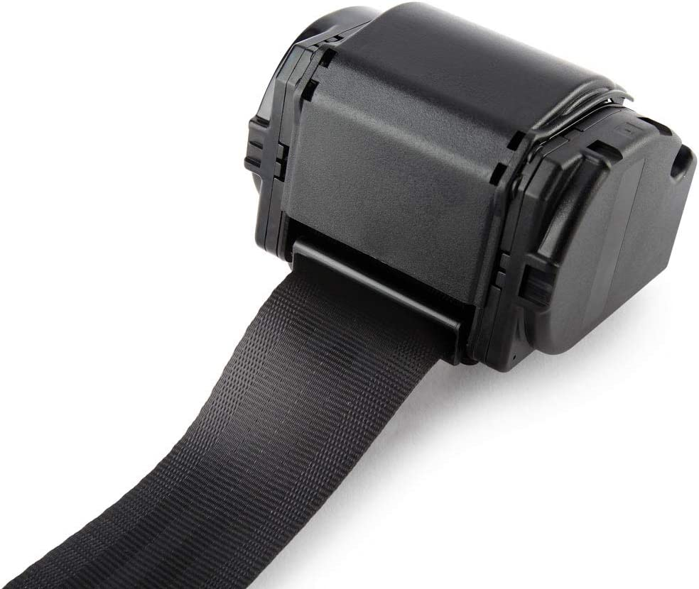 XDFS Automotive Seat Belts Universal 3 Point Retractable Auto Car Seat Belts Lap Shoulder Can be Adjusted