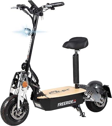E-Flux E di Scooter Originale Freeride x22000Watt 60V