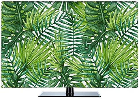 NACHEN Protector TV Exterior Funda Universal para Televisor LCD LED Ó Plasma Resistente Al Agua Protector De Pantalla, Compatible con Soportes De Mesa Y Pared: Amazon.es: Deportes y aire libre