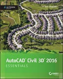 img - for AutoCAD Civil 3D 2016 Essentials: Autodesk Official Press book / textbook / text book