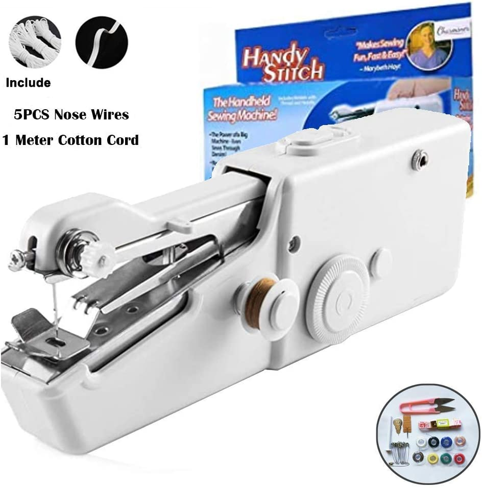Magic Stitch, la máquina de coser portátil, puntada rápida para todo tipo de telas