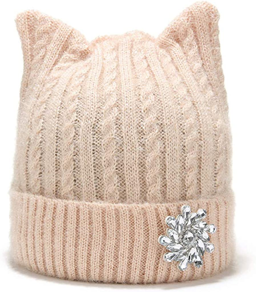 Winter Women Cute Cat Ears...