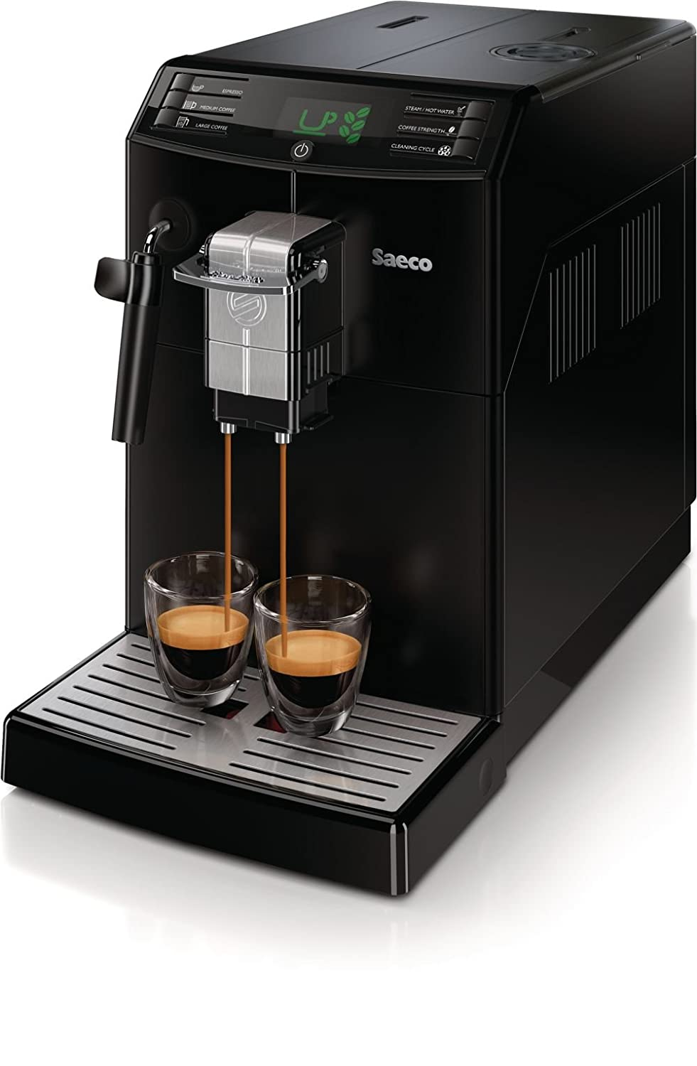 Saeco HD8775/48 Philips Minuto Focus Fully Automatic Espresso Machine Phillips Saeco