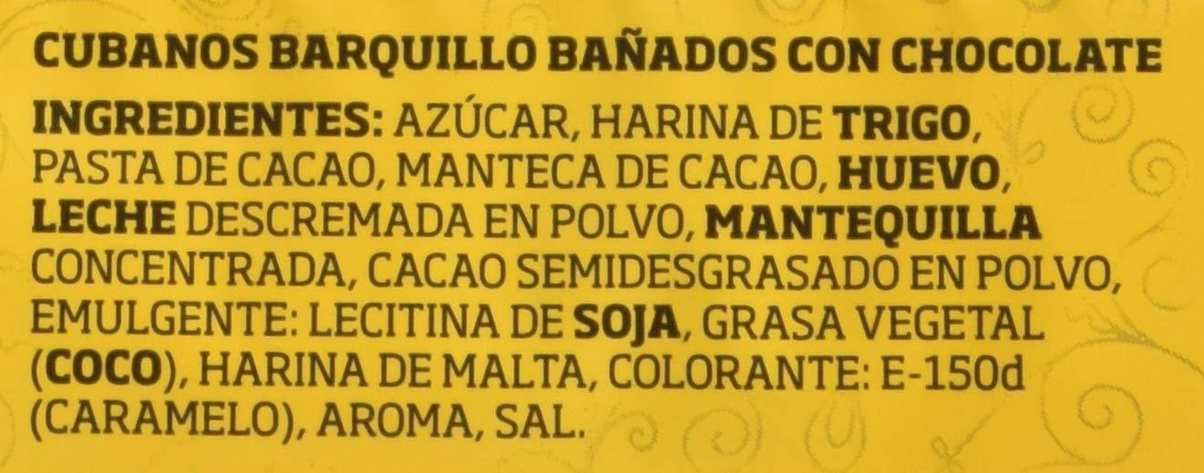 Polen Artesanas Abanicos de Barquillo Bañados con Chocolate Puro - 20 Paquetes: Amazon.es: Alimentación y bebidas