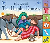 img - for The Helpful Donkey (Bible Animals) book / textbook / text book