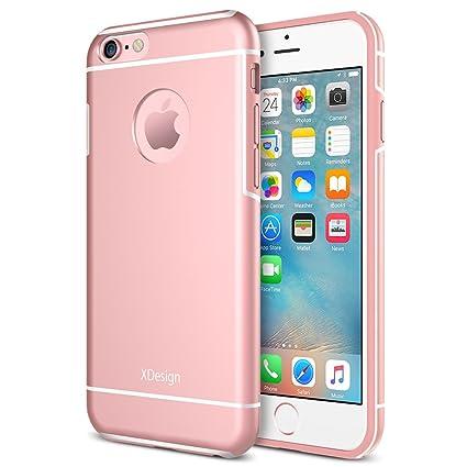 Amazon.com: iPhone 6S caso, xdesign iPhone 6/6S caso – Rose ...