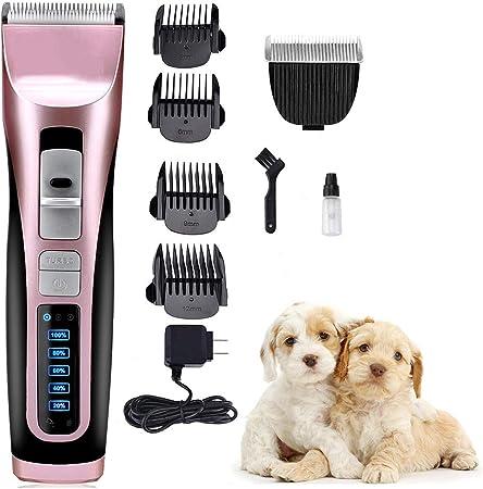 Cortadoras de peluquería para mascotas - Cortadoras de afeitadoras ...