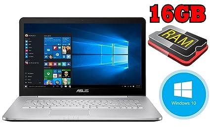 Asus n751 ~ 128 GB SSD + 1TB ~ 16 GB Memoria ~ Windows 10 64bit ...