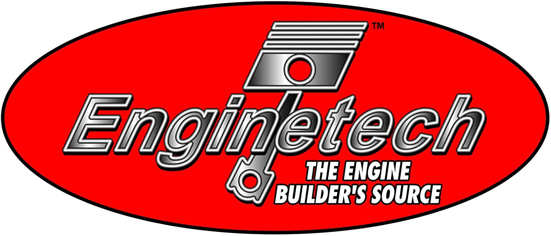 Enginetech M42528-STD Rings GM 8.1L 496 V8