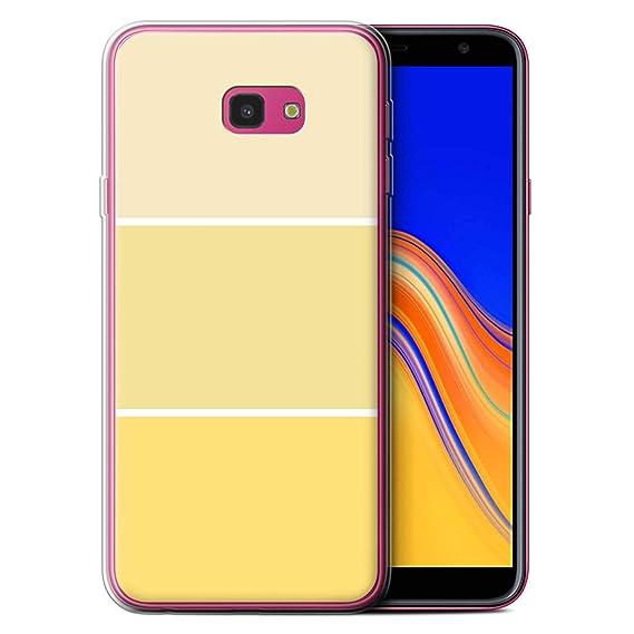 samsung galaxy j4 plus case yellow
