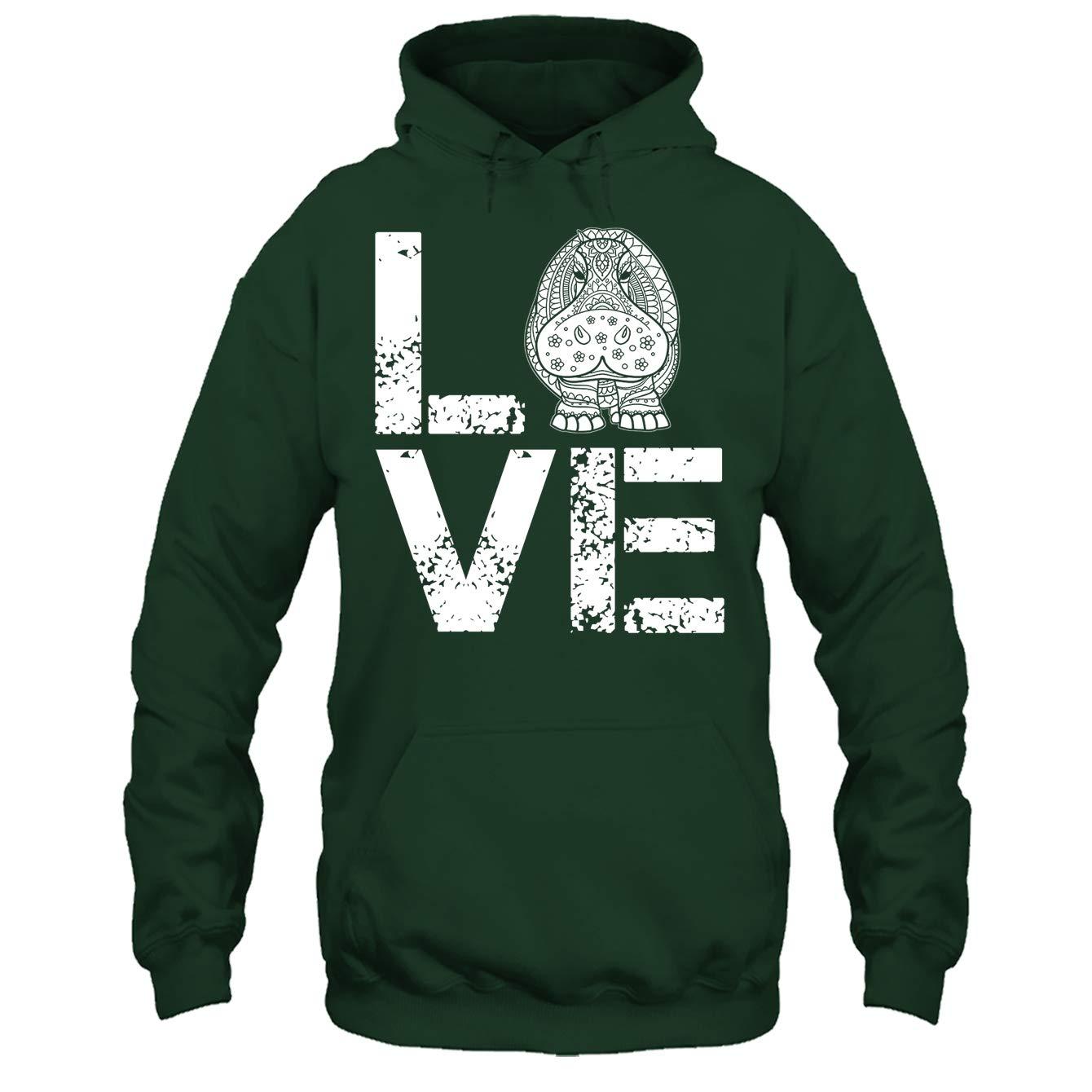 Love Hippo T Shirt Hippo Tshirt Design