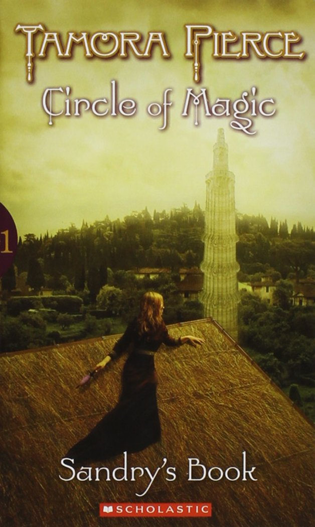 Sandry's Book: No. 1 (Circle of Magic)