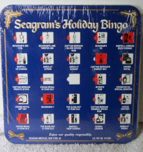 seagrams-holiday-bingo