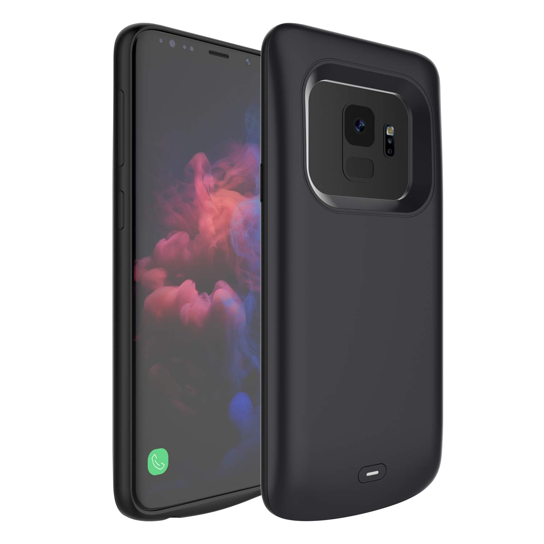 Funda Con Bateria De 4700mah Para Samsung Galaxy S9 Ruxely [7j27txqg]