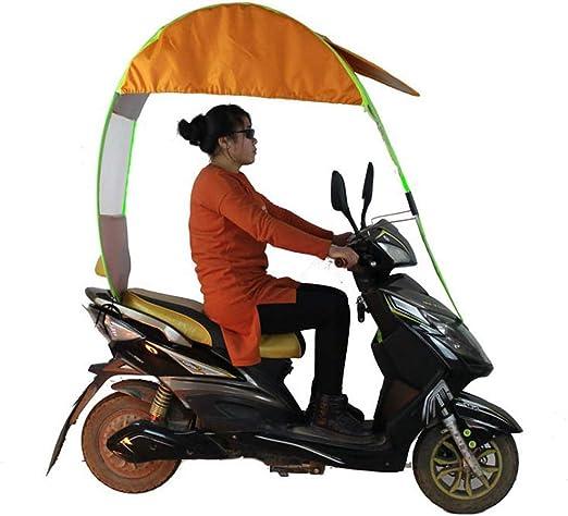 GFYWZ Ombrello Impermeabile Universale per Scooter per Auto Ombrellone per ombrellone Ombrellone Universale