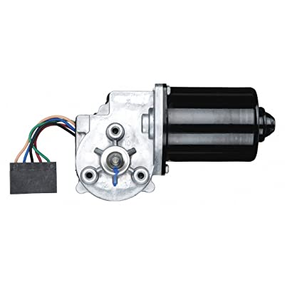Wexco Wiper Motor, 105715 12V, 32Nm, Dynamic Park J3 Wiper Motor with JE/UT Connector: Automotive