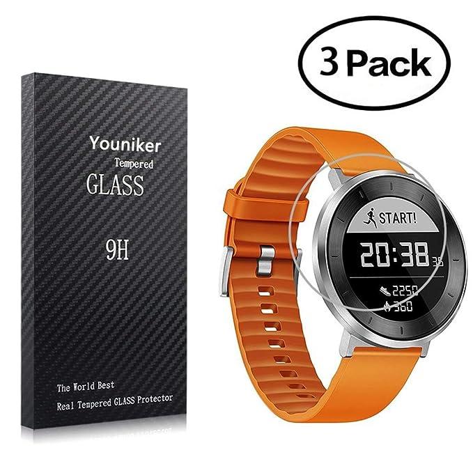 youniker 3 Pack Huawei Protector de pantalla de vidrio ...