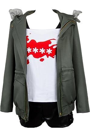 Cosplaysky Persona 5 Costume Futaba Sakura Shirt Coat Jacket
