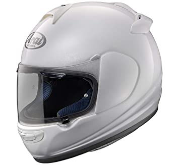 Casco integral de moto Arai Axces III 3 Sports, color blanco diamante