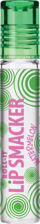 Lip Smacker 43553 Watermelon roll it lip gloss, 0.27 Fl Oz Markwins Beauty Products