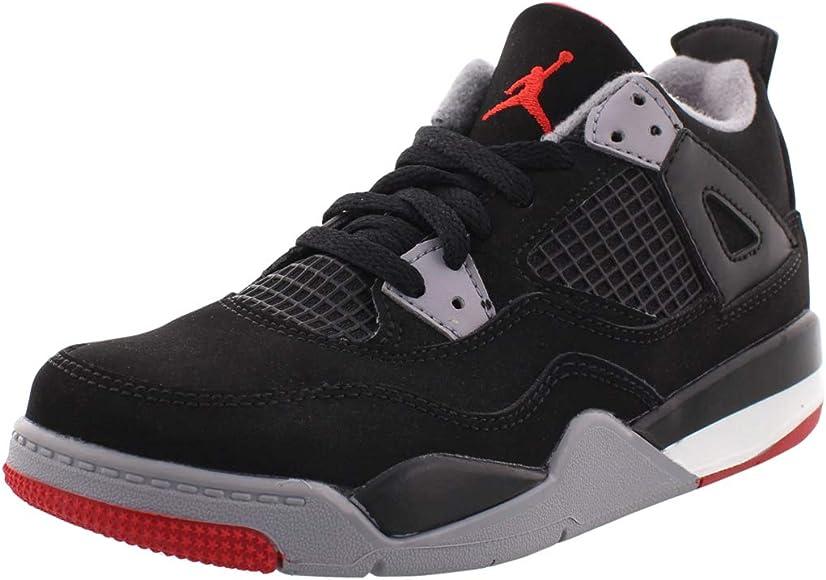 Jordan 4 Retro Boys Shoes Size