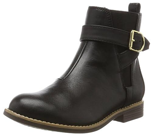 Tommy Hilfiger A3285ubrey 6c1, Botas Chelsea para Niñas: Amazon.es: Zapatos y complementos