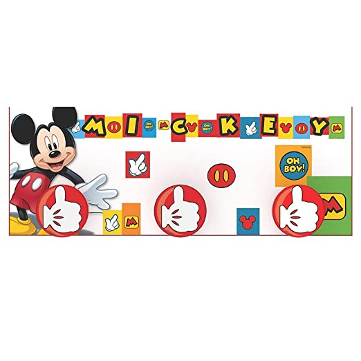 Stor Disney   Perchero Mickey Icons