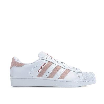 5dab5ae3117 adidas Originals Baskets Superstar Blanc Femme  adidas Originals ...
