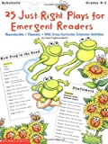 img - for 25 Just-Right Plays For Emergent Readers (Grades K-1) book / textbook / text book
