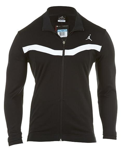 Nike hombre Jordan Prime Fly chaqueta negro/blanco 547631 ...