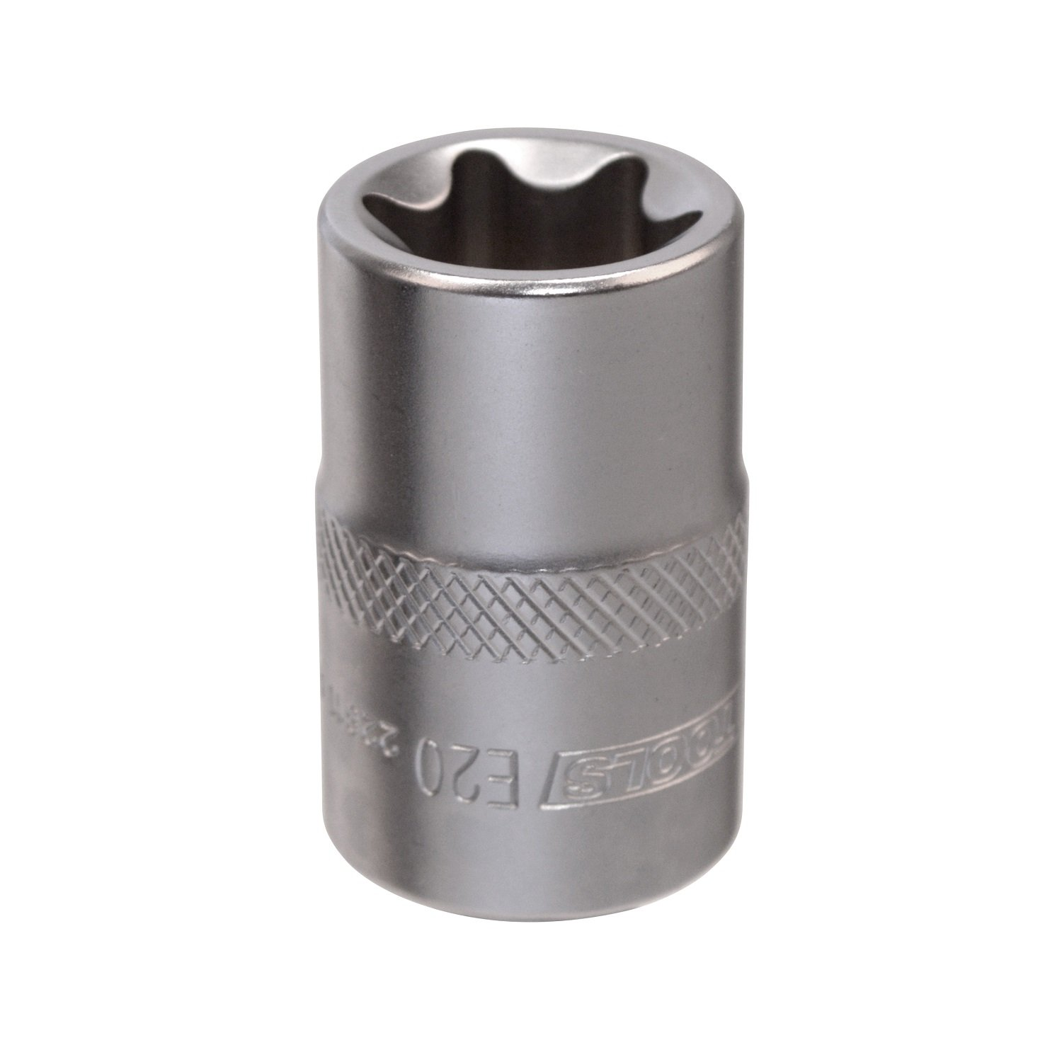 OEMTOOLS 22811 E20 1//2 Inch Drive External Star Socket