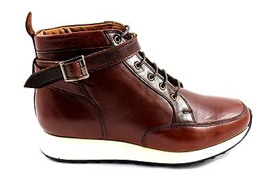 Canneri Chaussure Chaussures 9415 Homme Sneakerbaskets Marron VSpUzM