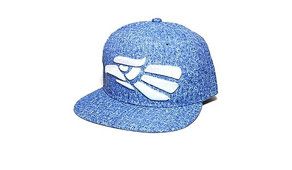 Grey Men /& Women Hecho En Mexico Eagle 3D Embroidered Flat Bill Snapback Cap Hat
