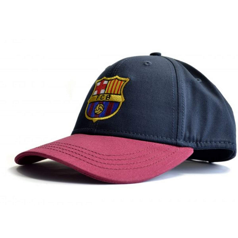 FCB FC Barcelona - Gorra diseño Contraste (Tamaño Único) (Azul ...
