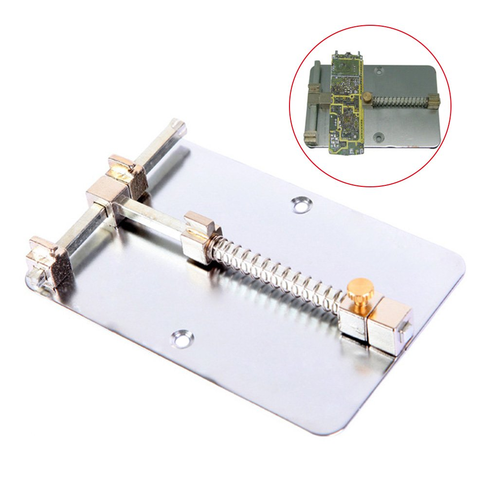 Ferrell PCB Board Holder Repair Tool Platform Fixed Support Clamp ferro per riparazione di telefoni cellulari