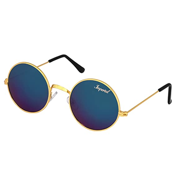 0dad07984d90 Imperial Club Round Unisex Sunglasses(Wy037