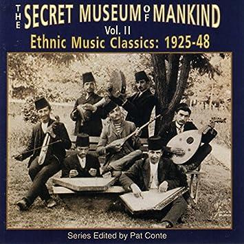 the secret museum of mankind vol. 1925-48