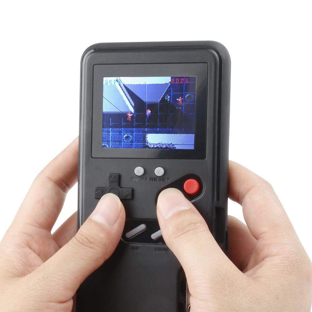 Ploufer Para Huawei P20 Funda para Consola de Juegos 2 en 1 con 36 Juegos cl/ásicos incorporados P20 Pro//Nova Funda para tel/éfono m/óvil