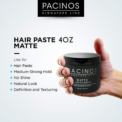 Amazon.com: Pacinos Matte, 4 Onzas: Beauty