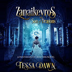 Zanaikeyros - Son of Dragons Audiobook