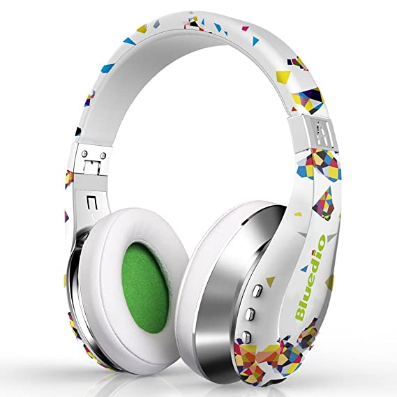 1feac663e31 Bluedio A(Air) Twistable Headset Stereo Wireless Bluetooth4.1 Headphone,  Live in