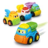 Vehicles Toys, Push and Go Cars Vehicles Cartoon