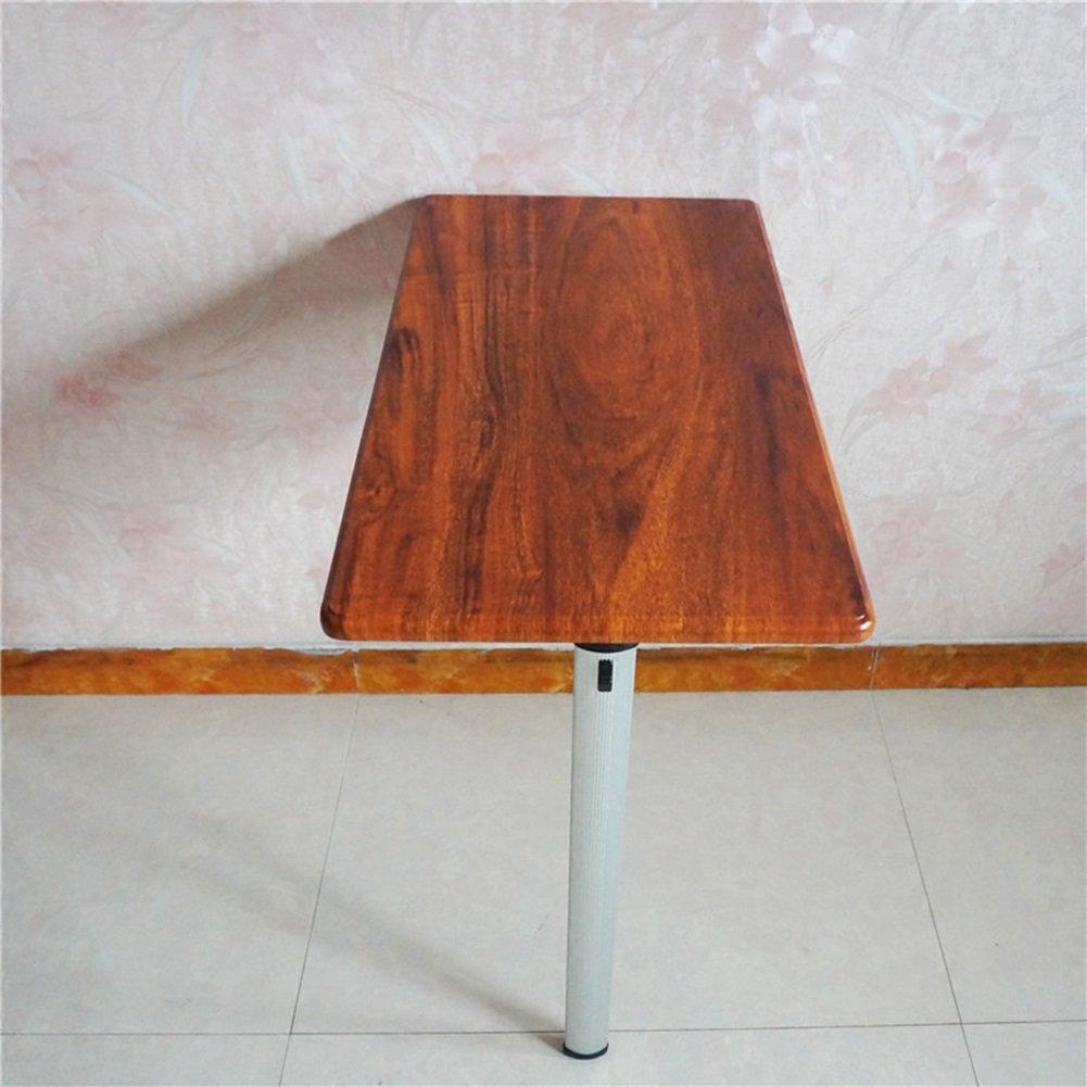 Weq väggmonterat bord, hopfällbart, för kök, matbord, datorarbetsplats, barn, hopfällbar, 74 x 40 x 74 cm vit Vit