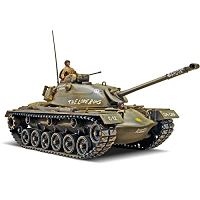 Revell 1:35 M48A2 Patton Tank: Toys & Games