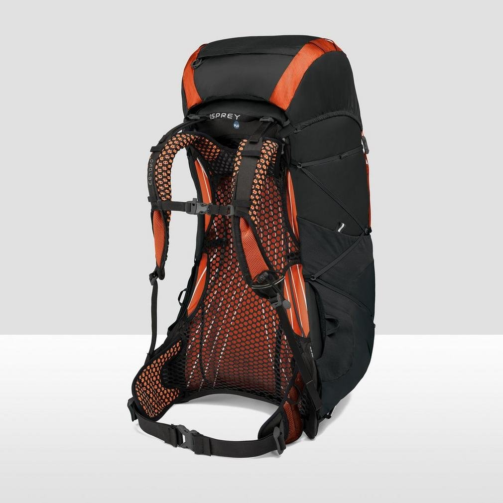 Amazon.com : Osprey Exos 58 Backpack : Internal Frame Backpacks ...