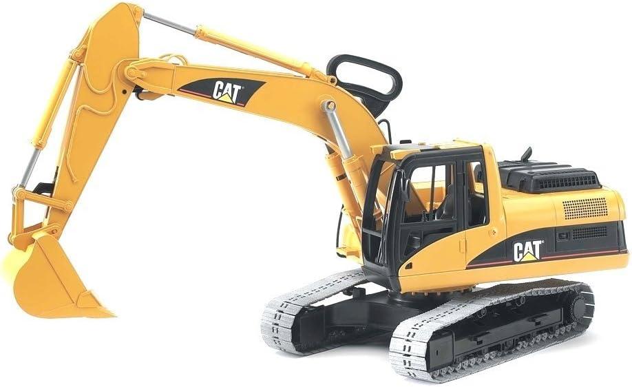B00024QOUO Bruder 02439 Cat Excavator 61rqrxwn1KS.SL1013_